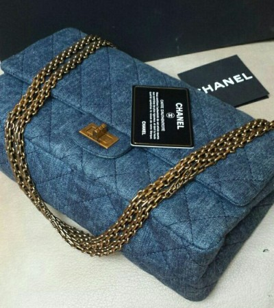 Chanel-Denim