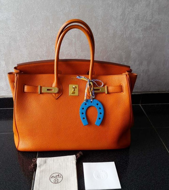 Hermes-Birkin-Orange
